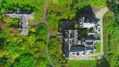 Cairndhu House (Tartan Eyes) Tags: phantom4proobsidian dji northernireland countyantrim larne carnfunnockcountrypark cairndhuhouse