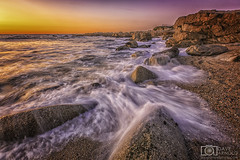 And as it happens to be (Dave Arnold Photo) Tags: ca cal calif california asilomar pacificgrove monterey statepark pacific beach big coast west northwest tide tidal wave rock arnold davearnold davearnoldphotocom pic sun down picture photo photography photograph photographer travel exposure idyllic spread sky central awesome canon 5d mkiii us usa beautiful serene peaceful huge high where how wet seastack wild sunset fantastic gorgeous 1635mmprofessional geology long