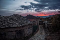 _DSC3855-3 (Apostol Dragiev) Tags: лещен родопи leshten rodopimountain rodopi rhodope rhodopa autumn autumnleaves village sunset sky bulgaria