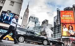 Newyork city (dmbyon) Tags: callejeros foto nikon photographer bigcity usa urban street manhatan city newyork photography
