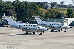 68 & 089 Embraer 121AA Xingu (Jersey Airport Photography) Tags: 68 egjj e121 jersey 089 embraer121 xingu frenchnavy