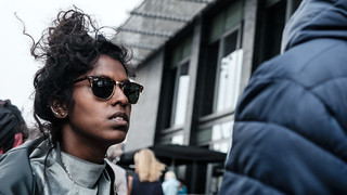 Amsterdam, Center, Hair, Netherlands, Street, Sunglasses, Up Close and Personal