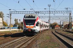 EPr-003, Minsk Uschodni 2018-10-07 (Michael Erhardsson) Tags: minsk belarus vitryssland resa 2018 järnväg tåg stadler flirt epr