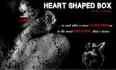 From #TABB #PimpPost ༺❃༻ IT'S LIVE!!! ༺❃༻ Heart Shaped Box by A. R. Vidal (sbproductionsteaseraddict) Tags: book promotions indie authors readers