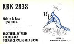 30002735 (myQSL) Tags: cb radio qsl card 1970s