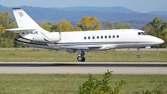 D-BLUE (Breitling Jet Team) Tags: dblue acm air charter euroairport bsl mlh basel flughafen lfsb