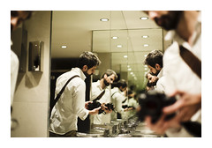 _K002114 (Jordane Prestrot) Tags: ♍ jordaneprestrot paris musée museum museo cluny miroir mirror espejo autoportrait selfportrait autoretrato