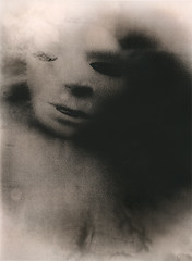 Idolatrous (micalngelo) Tags: analog papernegative anamorphicpinhole pinholecamera lithprocess lithprint alternativephotography alternativeprocess moerschlith