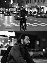 [La Mia Città][Pedala] (Urca) Tags: milano italia 2018 bicicletta pedalare ciclista bike bicycle nikondigitale scéta biancoenero blackandwhite bn bw 115825