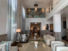 Art Deco Lobby Victor Hotel (Phillip Pessar) Tags: art deco lobby victor hotel