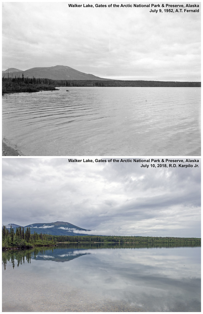 Walker Lake, Gates of the Arctic National Park & Preserve, Alaska