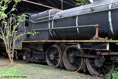 I_B_IMG_0569 (florian_grupp) Tags: asia myanmar burma train railway railroad myanmarailways southeast metergauge metregauge 1000mm steam locomotive scrap yard vulcan foundry pyuntaza