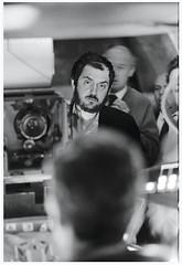 The Establishing Shot™ : Stanley Kubrick filming in the Centrifuge set, 2001 A Space Odyssey (Craig Grobler) Tags: ckc1ne craiggrobler craigcalder london film uk theestablishingshot wwwtheestablishingshotcom theestshot attheestshot thestanleykubrickexhibition stanleykubrick exhibition filmexhibition designmuseum sony sonyalpha77 alpha77 panel props filmprops filmmaking janharlan alanyentob deyansudjic stuartbrown bfi aliceblack justinmcgurick mars