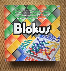 Blokus (roomman) Tags: 2018 germany bavaria blokus game board boardgame