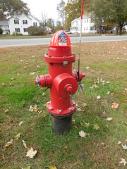 American Darling Valve - B62B - Northfield, MA (nhhydrants) Tags: northfield massachusetts hydrant firehydrant