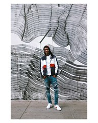 Street People (frncsdesign) Tags: murals art street simple minimal strangers life portrait candid people