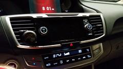 Dash (Adventurer Dustin Holmes) Tags: 2018 car vehicle automotive automobile dash dashboard controlpanel controls buttons vents radio honda accord 801 801pm screen display volume vol knobs knob airfreshener