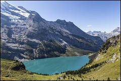 _SG_2018_09_0076_IMG_0027 (_SG_) Tags: schweiz suisse switzerland daytrip tour wandern hike hiking kandersteg lake oeschinen oeschinensee upper station heuberg panorama unterbärgli oberbärgli nature aussicht view unesco world heritage trail mountain berge loop
