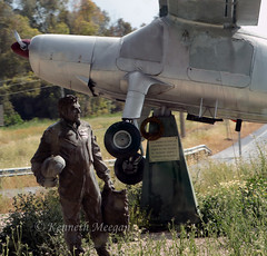 EC-CDO (Ken Meegan) Tags: eccdo dornier27a5 0116 cordobaairport memorial cordoba 2152018 do27 aviationfirefightersmemorial