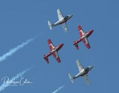 DSC_6575w (Mephisto3) Tags: rcaf snowbirds 431sqdn aerogatineau2018 gatineau acrobatic cynd airshow demo avgeek