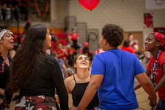 Pep Rally (Phil Roeder) Tags: desmoines iowa desmoinespublicschools easthighschool peprally rally education students canon6d canonef70200f28