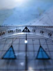 Measurement (Espykrelle) Tags: macromondays macro measurement course distance cap mesure navigation reglebretonne courseplotter