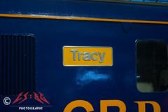 73107's nameplate (CS:BG Photography) Tags: shoebox class73 gbrf swml wat london waterloo londonwaterloo southwesternmainline nameplate 73107 tracy gbrailfreight