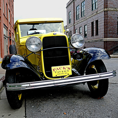 Ford Model A, 1931 - Asheville, NC, USA