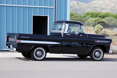 1959 Chevy Apache (twm1340) Tags: p52 cottonwood az arizona airport 1959 chevy chevrolet truck pickup apache