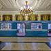 Avtovo metro stop II, Saint Petersburg, 20180920