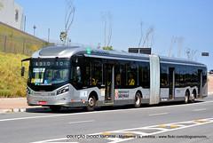 3 3147 (American Bus Pics) Tags: sãopaulo brt