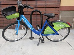 Docless Ford GoBike (earthdog) Tags: 2018 bike bicycle fordgobike bikeshare googlepixel pixel androidapp moblog cameraphone sanjose