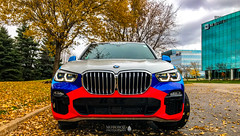 BMW X5 (TO416 Original) Tags: 2018 canada mississauga motoroilphotography ontario to416 transport travel ca automobile car suv bmw x5 drive autumn season tofouronesix to416original