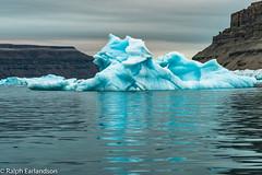 Spirit of the Far North (Ralph Earlandson) Tags: devonisland lancastersound devonicecap crokerbay oceanendeavour canada glacier nunavut adventurecanada ice droh dailyrayofhope2019 iceberg