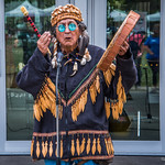 2018 - Vancouver - National Indigenous Day Drummer thumbnail