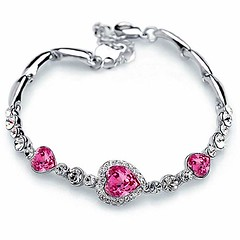 Heart of Ocean Romantic Bracelet For Her (mywowstuff) Tags: gifts gadgets cool family friends funny shopping men women kids home