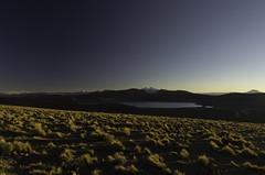 América del Sur Altiplano (Petouso) Tags: bolivia bolivie americadelsur amériquedusud paysage reflets landscapes altiplano laguna lac volcan neige