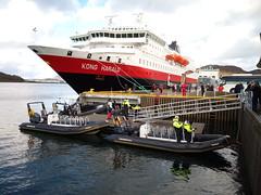 MS Kong Harold (bigjon) Tags: bodo norway arctic hurtigruten ship dock