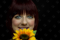 Girl Smiling Behind Sunflower (the UMF) Tags: 20s attractive attractivewoman attractivewomen blackbackground brightcolors brightlylit closeup female headshot headshots humanface individuals onewomanonly plainbackground prettywoman prettywomen redhair smiling toothysmile woman women youngwoman youngwomen againstblack behind brighteyes color colorful copyspace flower greeneyes happy head horizontal isolatedonblack lookingatcamera photograph portrait pretty selectivefocus shallowdepthoffield smile spacefortext studio studioshot sunflower younggirl