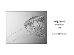 "Jelly (B/W) • <a style=""font-size:0.8em;"" href=""https://www.flickr.com/photos/124378531@N04/45312919422/"" target=""_blank"">View on Flickr</a>"