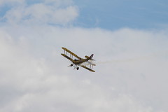 IMG_5253 (routemaster2217) Tags: clactononsea clactonairshow clactonairshow2018 airshow airdisplay aviation aircraft aeroplane bremontgreatwardisplayteam biplane triplane wwi worldwarone worldwar1 greatwar