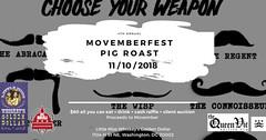 loG10VfT (inked78) Tags: flyer movemberfest