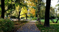 DSCF1386a_jnowak64 (jnowak64) Tags: poland polska malopolska cracow krakow krakoff park parkjordana jesien mik