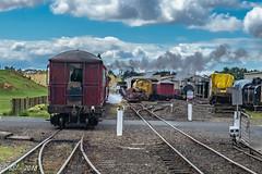 ISI-80D - 29092018-12419.1.n.painterly (Ian Stewart1) Tags: gvr railway steam 2018