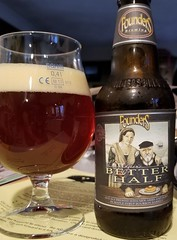 Curmudgeon's Better Half (2018) (Pak T) Tags: curmudgeon's old ale bottle glass foundersbrewing grandrapids michigan beerporn beverage drink alcohol samsunggalaxys8 untappd