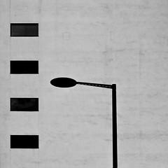 DSC_9929 (stu ART photo) Tags: minimal abstract window lamp post silhouette