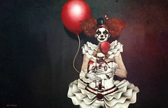 Penny (Mia Foxdale ( scotiamaiden )) Tags: pennywise penny halloween