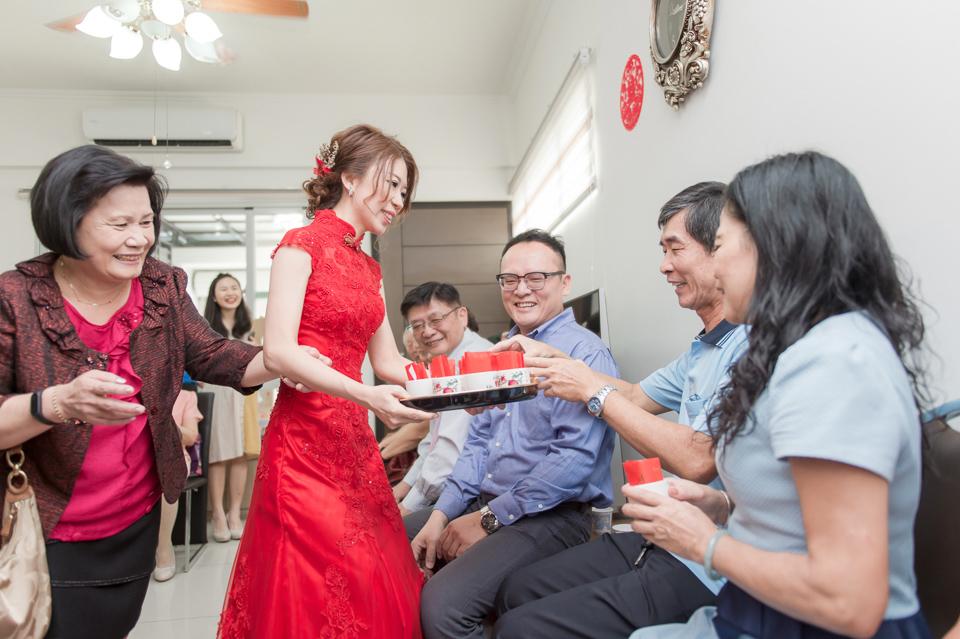 台南婚攝 海中寶料理餐廳 滿滿祝福的婚禮紀錄 W & H 040