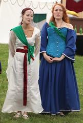 Ladies (Itinerant Wanderer) Tags: pennsylvania buckscounty wrightstown villagerenaissancefaire