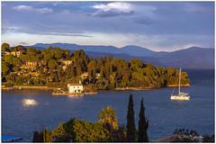 The Magic Hour (clive_metcalfe) Tags: magichour corfu gouvia kerkyra greece island church evening light